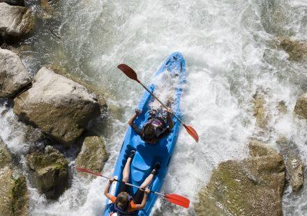 Open Canoe