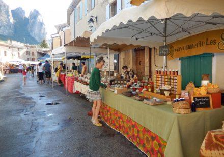 Picodon cheese festival
