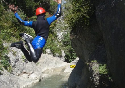 Acro Pôle Aventure – Canyoning